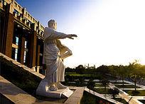 亚里士多德雕像