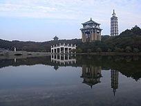 东阳观影湖建筑群