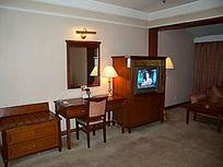 东阳蓝天白云宾馆房间