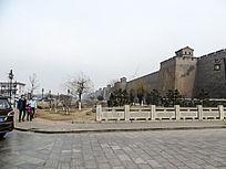平遥古城古城墙