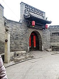 平遥古城内城城门