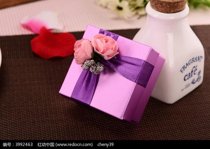 纸质礼品盒图片