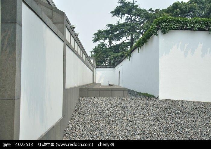 苏州博物馆一角
