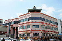 鄂温克文化元素建筑