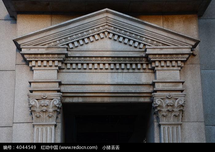 欧式建筑屋檐图片图片