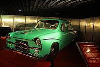 早期汽车模型