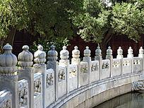 辟雍大殿泮水池石望柱