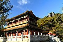 古典建筑绮望楼