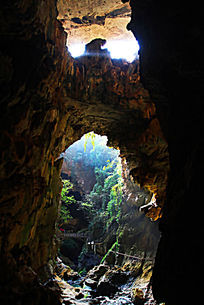 九乡地下洞穴