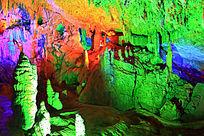 九乡风景区地下岩溶洞穴
