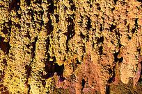 昆明九乡溶洞熔岩