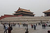 故宫风景图