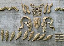 鄂温克自治旗文化墙