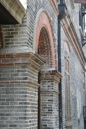 老式弄堂-上海多伦路