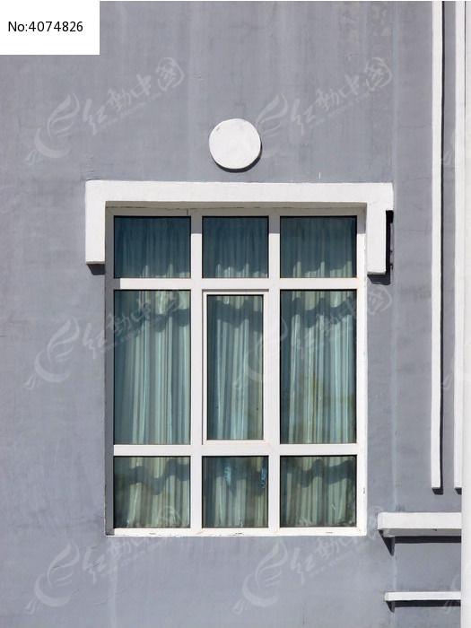 欧式建筑窗户图片
