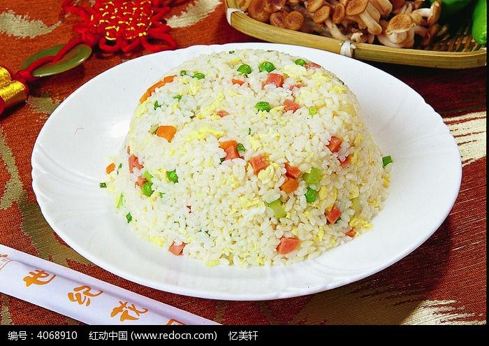 扬州炒饭图片,高清大图