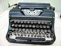 20世纪初期俄文打字机