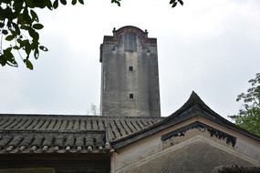 版画村堡垒碉堡