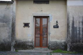 版画村古老建筑
