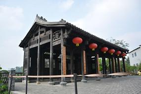 深圳版画村大舞台