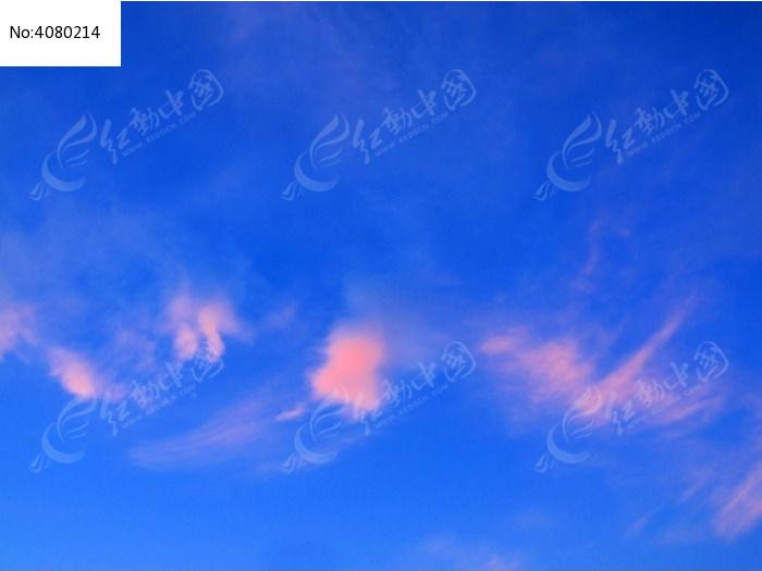 原创摄影图 自然风景 天空云彩 红云