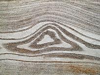 仿木纹水泥地面