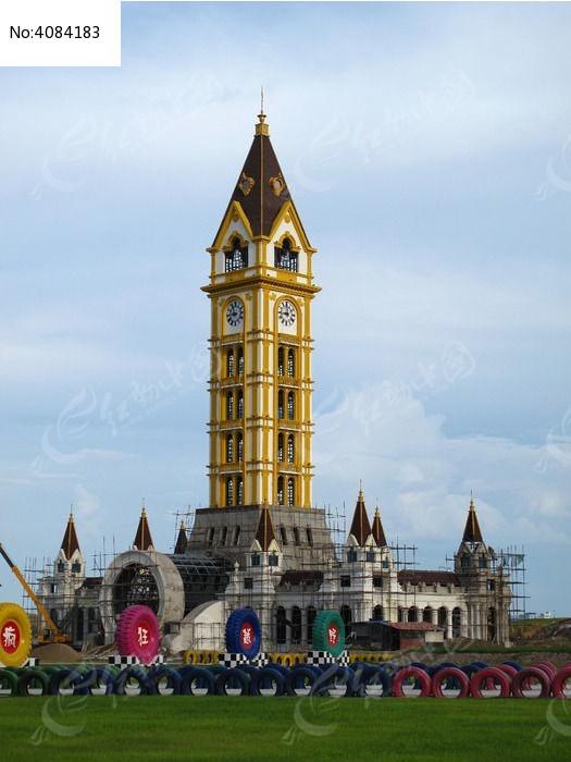 欧式塔楼图片,高清大图图片