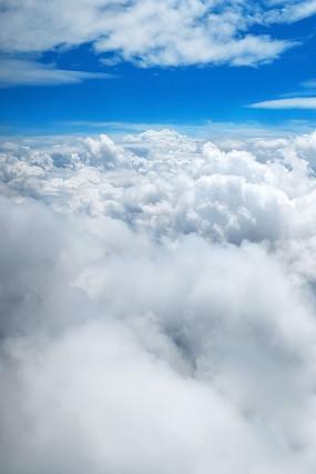创意的蓝天白云