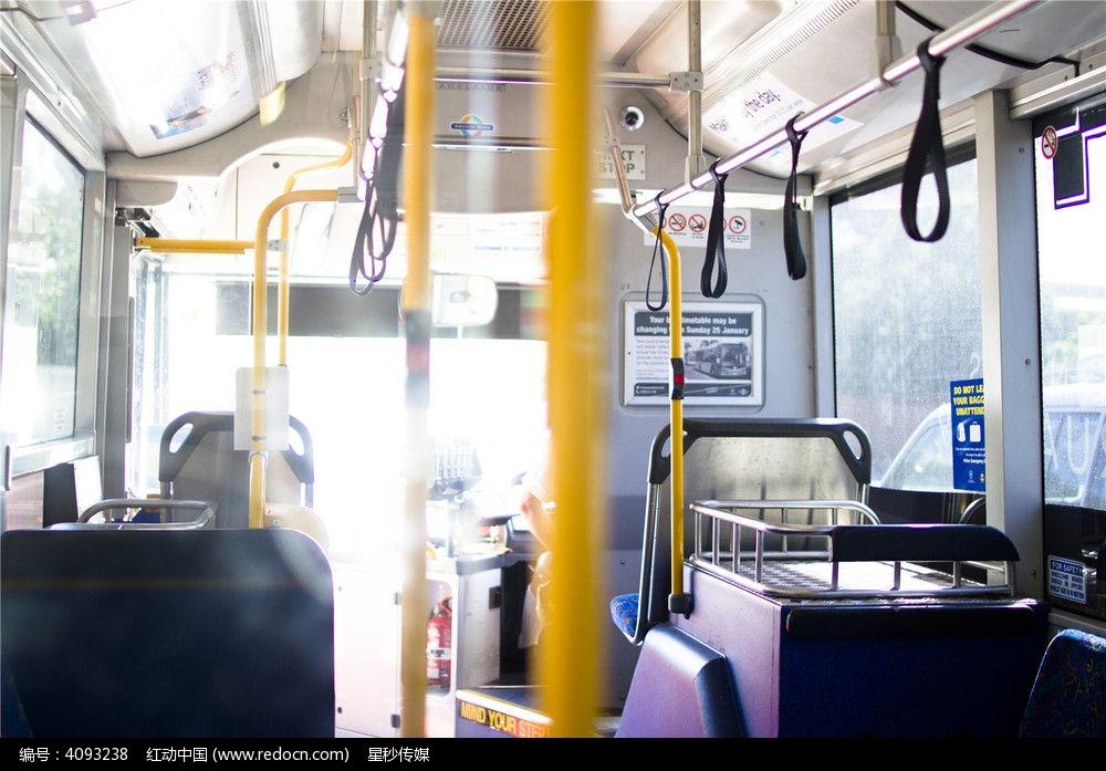 公共汽车 的 车厢内图片 ,高清 大图 交通工具素材高清图片