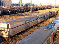 国际货运列车