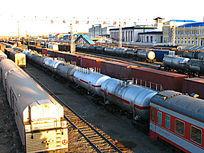 国际原油列车