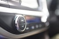 轿车中控系统空调按钮