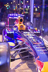 炫丽的F1赛车