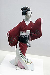 日本妇女偶人