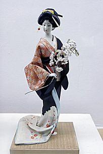 日本花嫁偶人