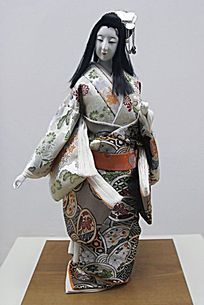 日本京偶人
