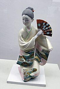 日本偶人——传统服饰