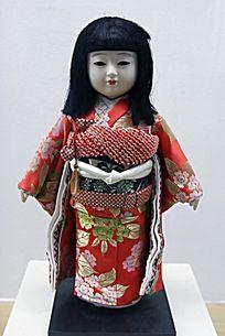 市松偶人 日本