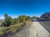 澳洲袋鼠岛沿途公路风景
