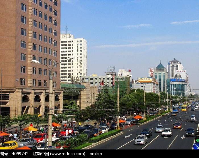 北京街景高清图片下载(编号4099742)_红动网