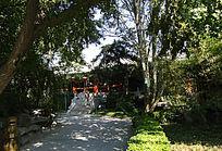 北京竹园 幽静清雅