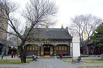 北塔法轮寺天王殿