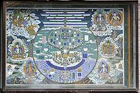 大召建筑宗教壁画