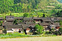 湖南怀化 山林村庄