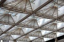 香港置地广场顶部结构