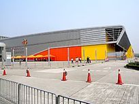 亚洲国际博览会室外全景