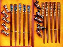 民间工艺品筷子