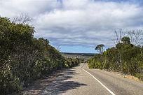 澳洲袋鼠岛自驾游途经热带雨公路美景
