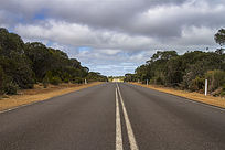 澳洲旅游公路风光