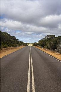澳洲自驾旅游公路风光